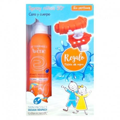 Avene Spray Niños 50+ 200ml + Regalo Pistola de Agua