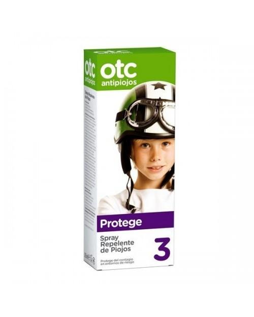 OTC Antipiojos Spray Repelente de Piojos 125ml