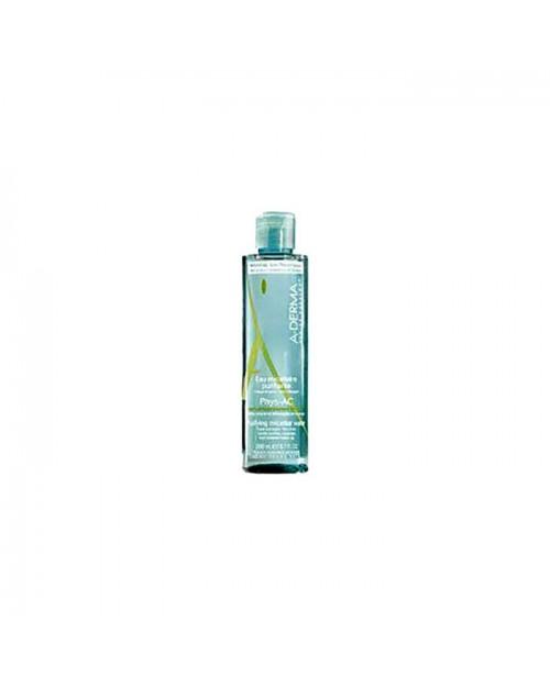 A-derma Physac agua micelar purificante 200ml