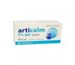 ARTICALM (50 MG/G GEL TOPICO 60 G )