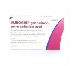 AUROGRIP (10 SOBRES )