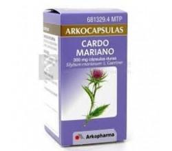 ARKOCAPSULAS CARDO MARIANO (300 MG 50 CAPSULAS )