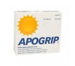 APOGRIP (10 SOBRES )