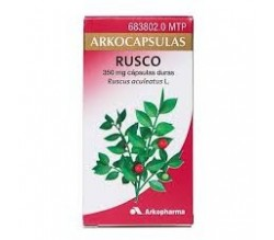 ARKOCAPSULAS RUSCO (350 MG 48 CAPSULAS )