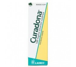CURADONA (10% SOLUCION TOPICA 30 ML )
